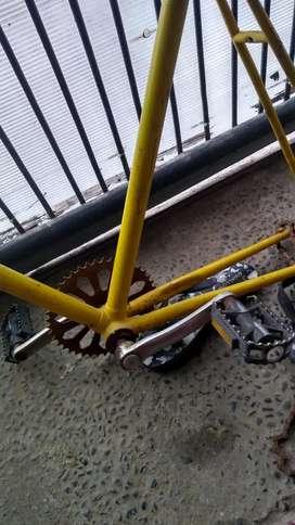 sepeda balap jadul frame