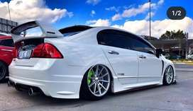Civic Mugen rr Side Skirts frp material (NEW)