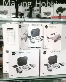 READY Drone DJI MAVIC AIR 2 COMBO DAN BASIC - Malang Hobbies