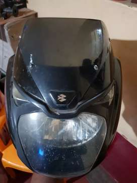 Pulsar 180 head light