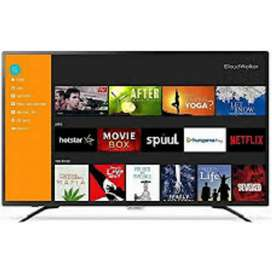 """50""""uhd 4k smart android led tv all size available delivery free all da"""