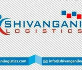 Delivery boys for Ramgarh in shivangani logistics