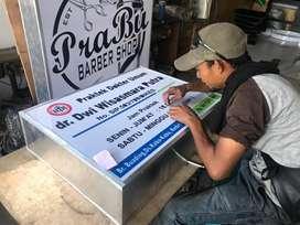Neon Box Murah Neonbox Acrylic Bergaransi Free Design Seluruh Bali