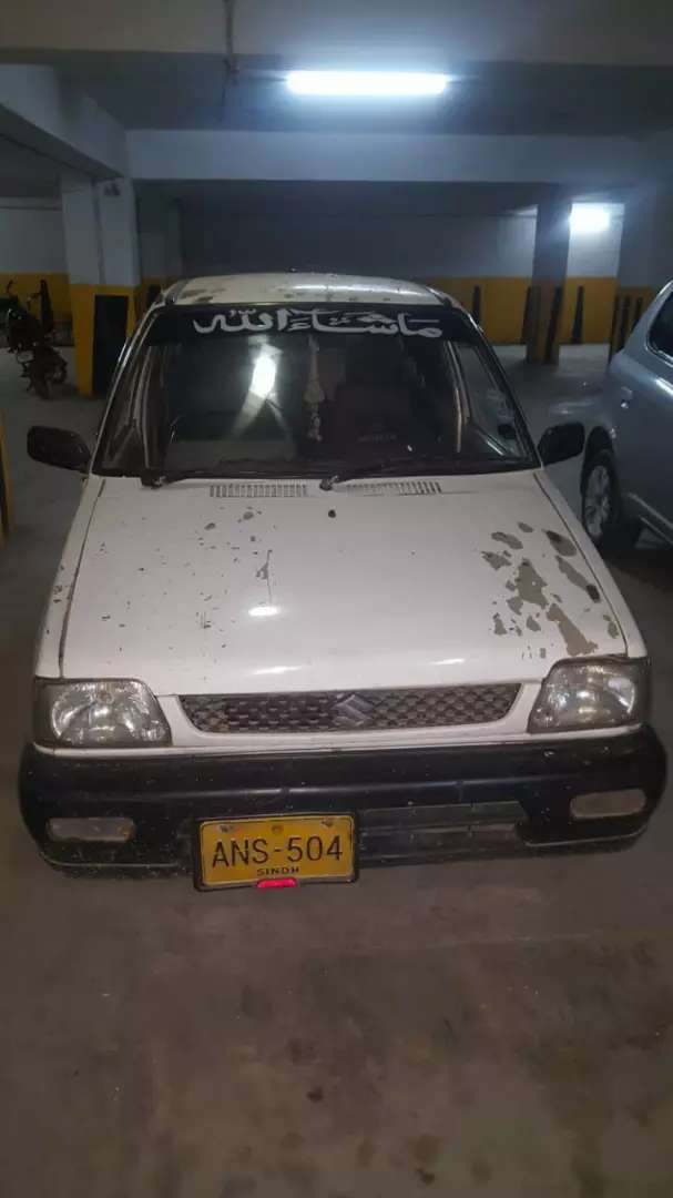 Mehran excellent condition 53000 km only 0
