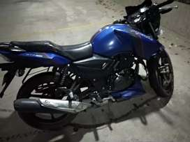 Apache RTR 160 available