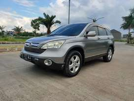 DP 25 JT, HONDA CRV 2.0 AT 2009 GREY