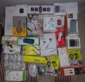 Headphones, Airpods 2, Airpods pro, smart watch, earbuds, speaker.