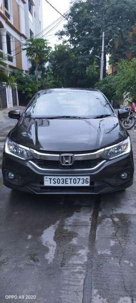 Honda City 1.5 V MT, 2018, Petrol