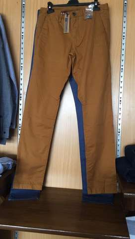export quality cotton chinos for men