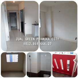 Jual Apartemen Green Pramuka City ( 2kamar Tower Bougenvile) Free BBN