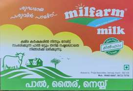 Marketing of dairy products in erkulam district