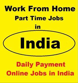 Work from Home - Free Registration - Data Entry Jobs