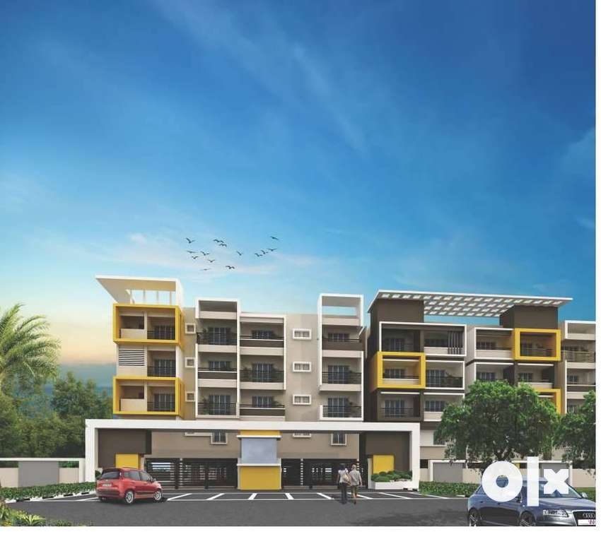 2 BHK Luxury Apartments for Sale in Kundalahalli at Saranya Soham 0