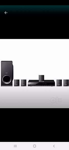 Sony home theater Tz145 5.1