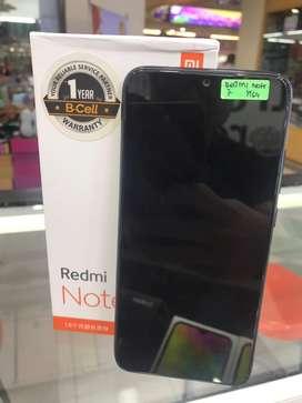 Xiaomi Redmi Note 7 4/64 fullset mulus
