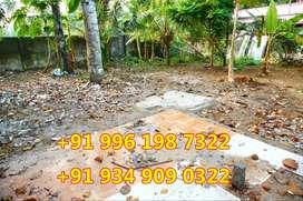 7 Cent Land in Prime Thiruvalla for Sale