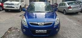 Hyundai I20 Asta 1.2 (O), With Sunroof, 2011, Petrol