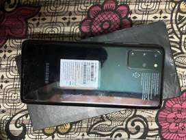 Galaxy S20 Plus 8/128.Cosmic Black unused 65 days.Supermint.Fixed