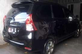 dijual new xenia hitam 2013