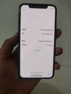 *Iphone X 64Gb (6-Month Warranty)