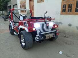 Jeep ready on your booking