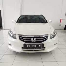 Accord VTi-L 2011, KM rendah