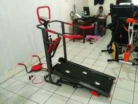 BKR Fitness Grosir >> Elektrik treadmil TL 003