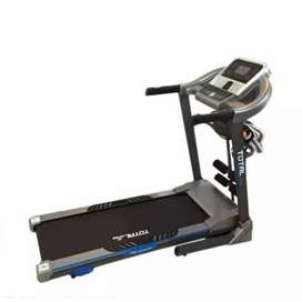 Motorized Treadmill 3 Fungsi Total - TL 270 Best Family Gym