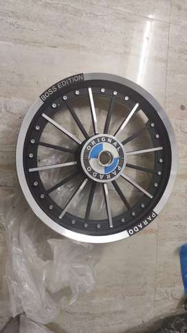 Bmw edition Alloy wheels for bullet classic