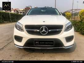 Mercedes-Benz GLE COUPE 43 4MATIC, 2019, Petrol