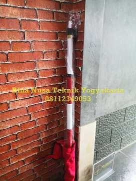 Pole Stick / Pole Stik / Jalon 2,5 Meter