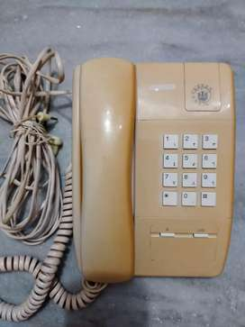 Landline receiver set
