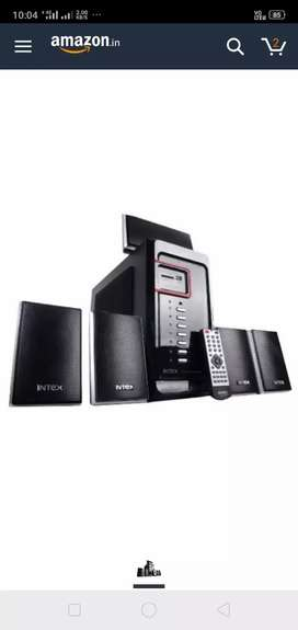 Intex 5in1home Theater 1000