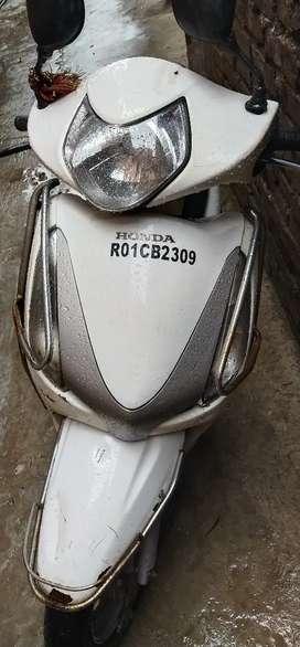 Honda Aviator white Sell