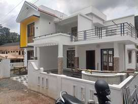 Brand new 4 bhk house near Ethithanam church