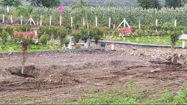 At Uruli Kanchan Fully developed Bunglow Plot at Rs.3.5 Lac only