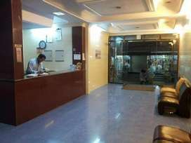 Reception front office