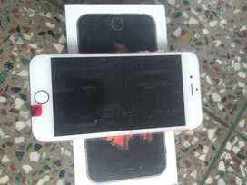 iPhone 6s 64gb with bill sellers warranty imported