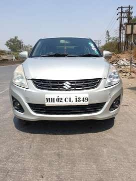 Maruti Suzuki Swift Dzire VXi 1.2 BS-IV, 2012, CNG & Hybrids