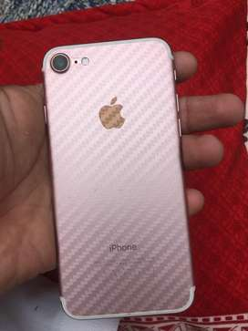 Iphone 7 128gb in lush condition with box