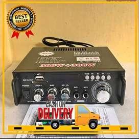 PROMO!!! 600Watt... Junejour Bluetooth audio amplifier karaoke