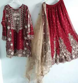 Sajni boutique original article wedding and party wear