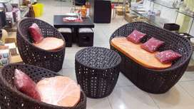 5 seater Sofa/ Garden Set