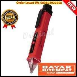 Pen Non-contact AC Voltage Alert Detector 12V Black
