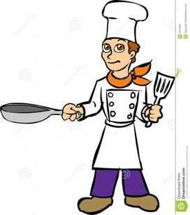 Job chahiye mujhe cook ki