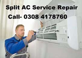 24/7 Split AC Repair Service's Gas Filling  All Over Lahore