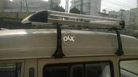 Roof rack for all cars and jeeps
