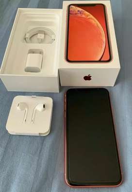 Brand New Apple iPhone XR ( Coral, 64 GB )