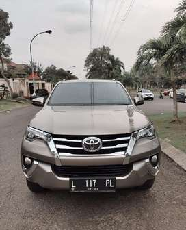 ALL NEW FORTUNER VRZ G DIESEL TURBO 2018 AT SUPER ISTIMEWA