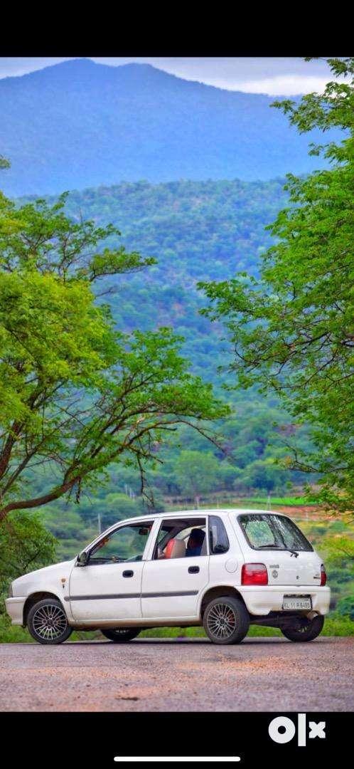 Maruti Suzuki Zen 2003 Petrol